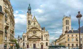 sainte-genevieve, paris, frança foto