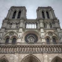 Paris - Notre Dame foto