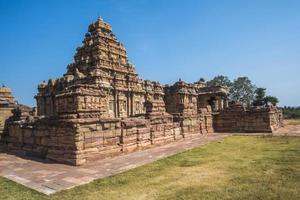templo virupaksha em pattadakal foto