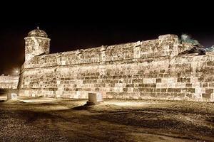 muralha da cidade de catagena