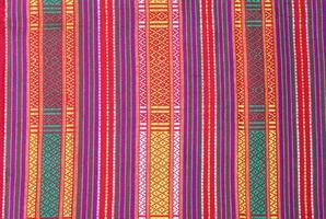 fundo de tecido de seda tailandês
