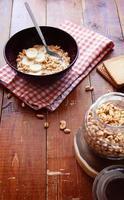 café da manhã foto
