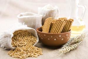 biscoitos de farinha de trigo