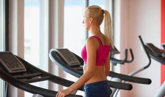 exercício de fitness foto