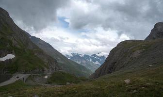 férias de montanhas na frança foto