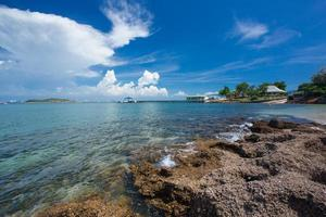 bela praia em koh lan pattaya chonburi Tailândia