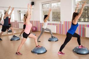 exercitando com bola