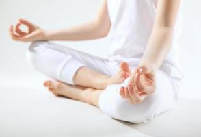 meditação foto