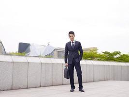 empresário asiático foto