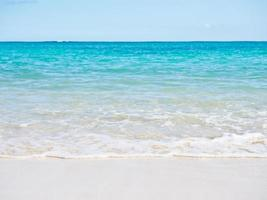 onda da praia de lanikai