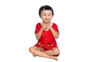 crianças asiáticas foto
