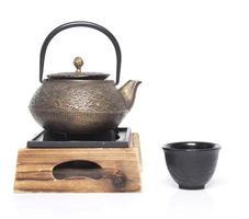 cerimônia do chá asiático foto