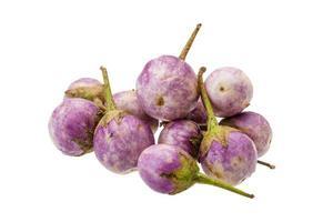 berinjela violeta asiática foto