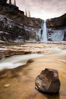 cachoeiras crescentes, canadá foto