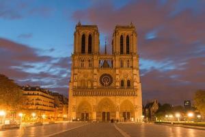 Notre Dame - Paris foto