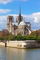 Notre Dame de Paris foto