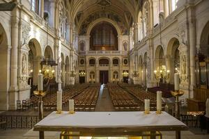igreja la trinite, paris, frança foto