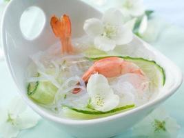 sopa asiática foto