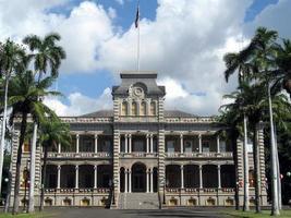 palácio iolani foto