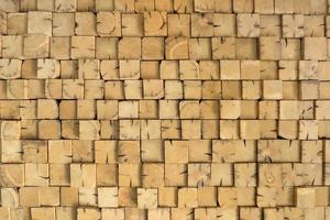 vigas de madeira foto