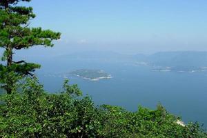 ilha de miyajima foto