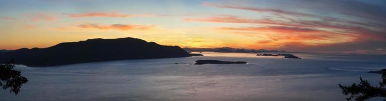 as ilhas de san juan foto