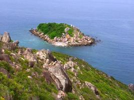 pequena ilha fitzroy austrália foto