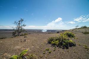 parque nacional do vulcão kilauea havaí