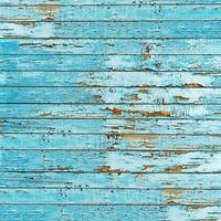 antigo fundo de prancha de madeira azul.