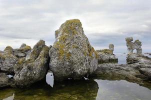 ilha de gotland suécia foto