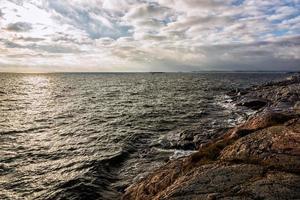 vista do oceano