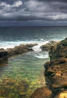 banho da rainha, kauai havaí