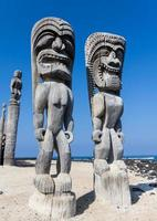 estátuas sagradas foto