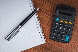 lista de compras com calculadora foto