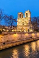 Paris Notre Dame foto