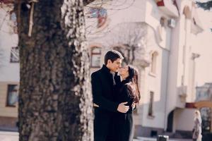 casal amoroso foto