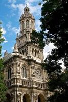 catedral em paris foto