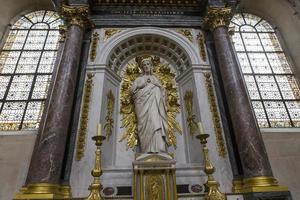 igreja de saint-paul saint-louis, paris, frança