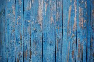 pranchas de madeira surradas foto