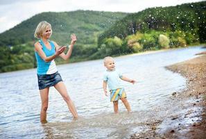 tempo para a família foto