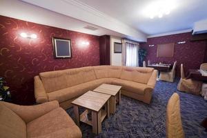 Recepção do hotel foto