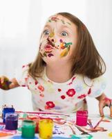 retrato de crianças foto