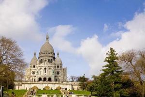 Sacre Coeur em Paris
