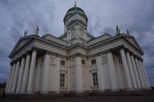 catedral luterana, helsínquia foto
