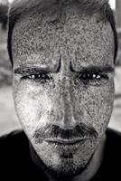 closeup retrato foto