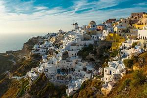 Santorini, Grécia foto