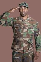retrato de soldado