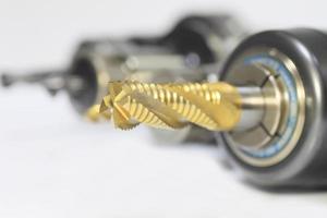 close-up endmill foto
