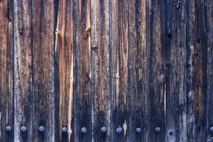 fundo colorido de madeira velho foto