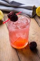 cocktail de amora